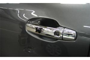 Дверные ручки (нерж.) 4-дверн.(LAND CRUISER 200 SUV J20)