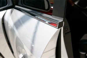 Нижние молдинги стекол (нерж.) 6 шт. (LAND CRUISER 200 SUV J20)